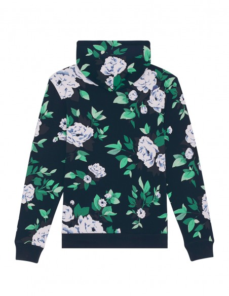 Hanorac AOP (all over print) Floral - posterior