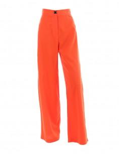 Pantaloni clasici de vara Dreamer - Portocaliu