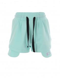 Pantaloni scurti din bumbac cu logo EDA - byEDA