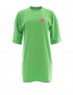 T-shirt Dress - Verde - byEDA