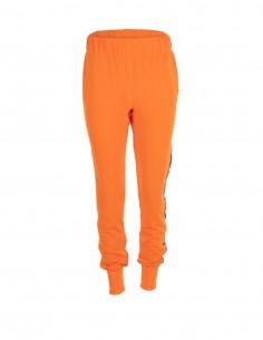 Pantaloni tip jogger - Portocaliu - byEDA