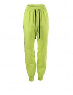 Pantaloni de trening bufanti - Lime - byEDA