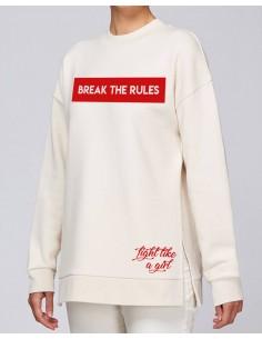 Bluza lejera Break The Rules