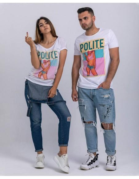 Tricou Polite
