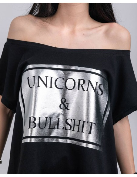 Tricou Unicorns and Bullshit