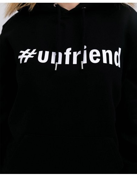 Hanorac unisex Unfriend