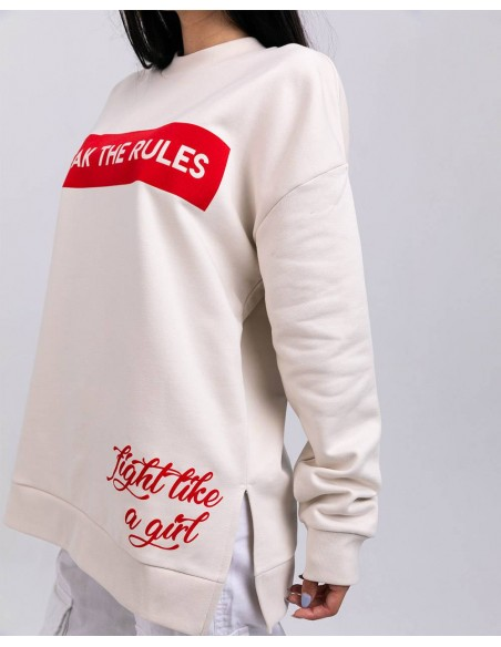 Bluza lejera Break The Rules