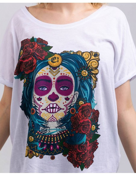Tricou premium oversize Azteca