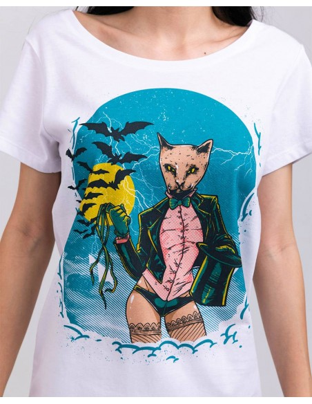 Tricou Sexy Kitty
