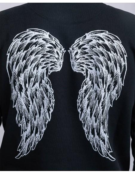 Hanorac unisex Angel and Demon