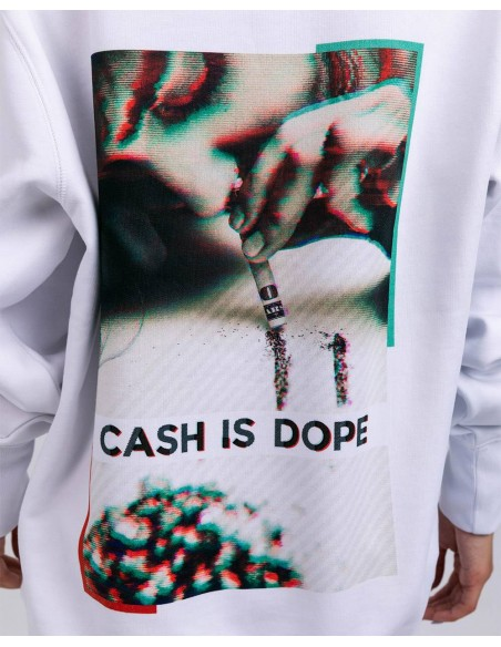 Hanorac unisex Cash Is Dope
