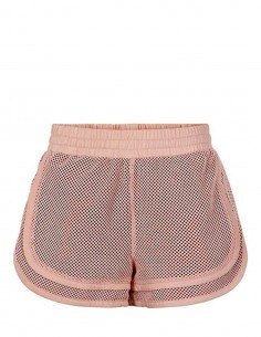 The New Pure Pantaloni scurti din plasa Pure Mesh - Adobe Rose frontal