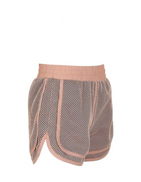 The New Pure Pantaloni scurti din plasa Pure Mesh - Adobe Rose lateral