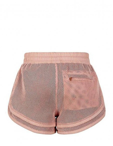 The New Pure Pantaloni scurti din plasa Pure Mesh - Adobe Rose posterior