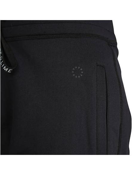 Pure Lime Pantaloni sport pentru femei Athletic - Negru detaliu