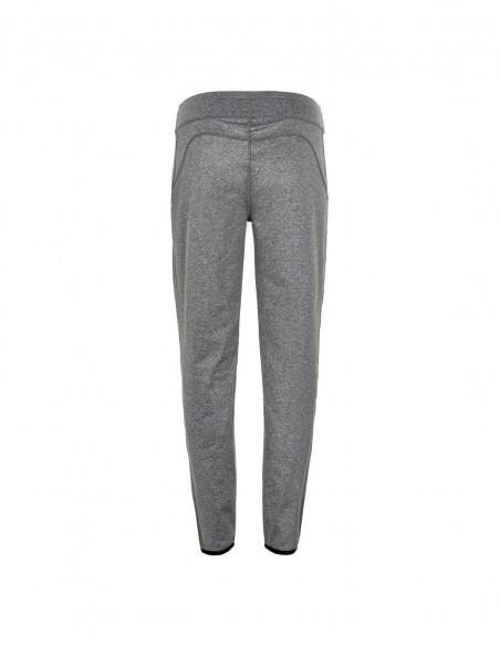 Pure Lime Pantaloni sport pentru femei Athletic - Charcoal Melange posterior