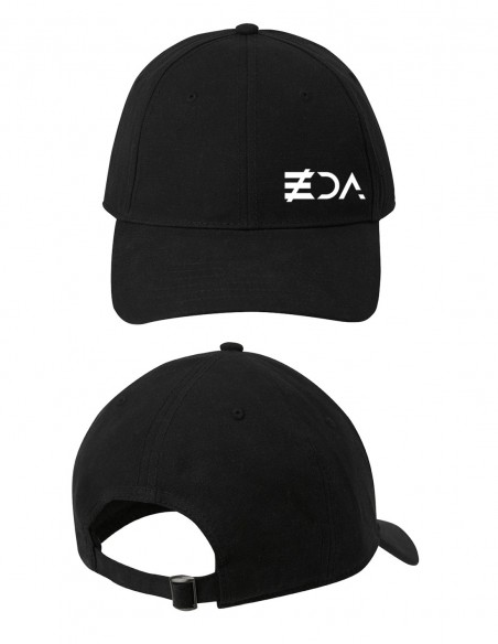 Sapca baseball logo EDA bumbac organic posterior