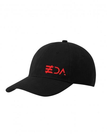 Sapca baseball logo EDA bumbac organic lateral