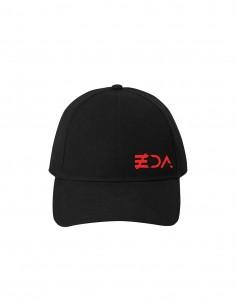 Sapca baseball logo EDA bumbac organic frontal
