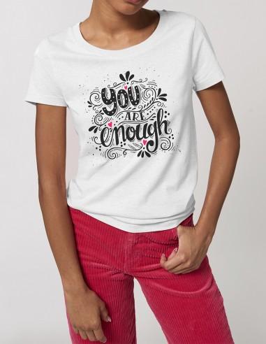 Tricou You are enough