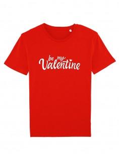 Tricou barbati Be my Valentine