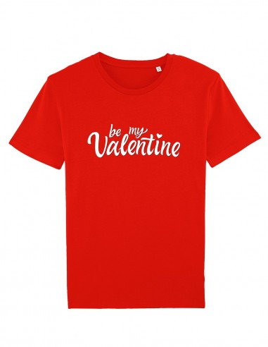 Tricou barbati Be my Valentine