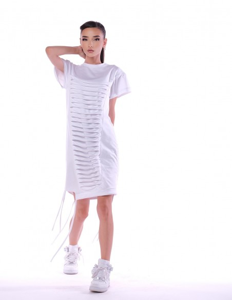 Rochie - hanorac din bumbac Moscow